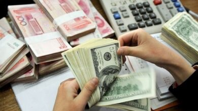 تصویر نرخ رسمی 27 ارز افزایش یافت
