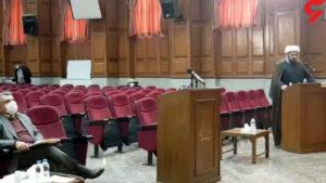 نبض بانک+نخستین جلسه دادگاه «پوری حسینی» برگزار شد+عکس