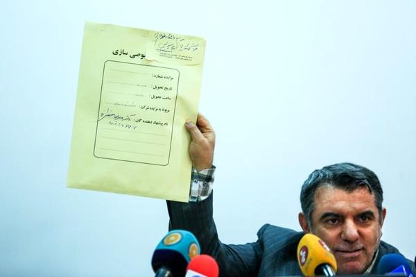 پوری+حسینی+رئیس سابق سازمان خصوصیسازی دادگاهی شد