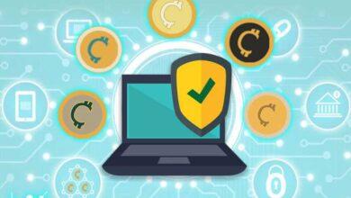 تصویر نبض بانک:راهکارهای مهم حفاظت از منبع ذخیره رمزارز