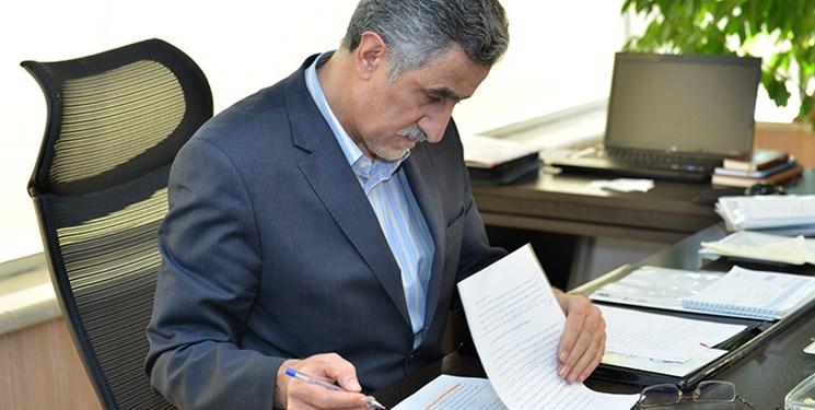 نبض بانک+مسعود خوانساری رئیس اتاق بازرگانی، صنایع، معادن و کشاورزی تهران