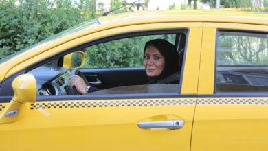 تصویر نبض بانک:آغاز درج تبلیغات روی تاکسیها