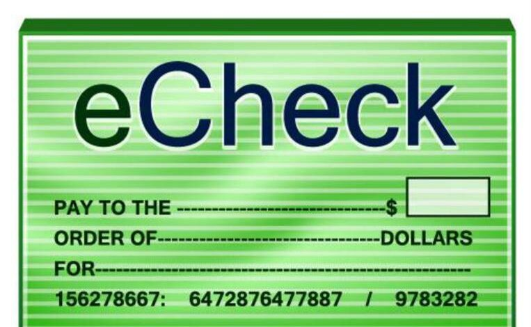 چک الکترونیکی+نبض بانک+استفاده از چک الکترونیکی الزامی نیست