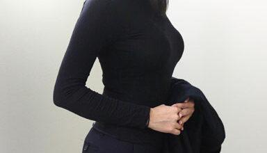 تصویر اخراج یک کارمند زن به دلیل زیبایی+عکس-18+