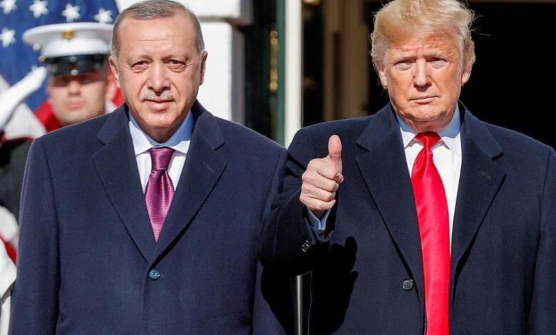 اعمال تحریم های جدید از سوی آمریکا علیه ترکیه