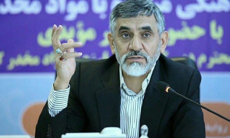 نبض بانک+علی مویدی رئیس ستاد مبارزه با قاچاق کالا و ارز