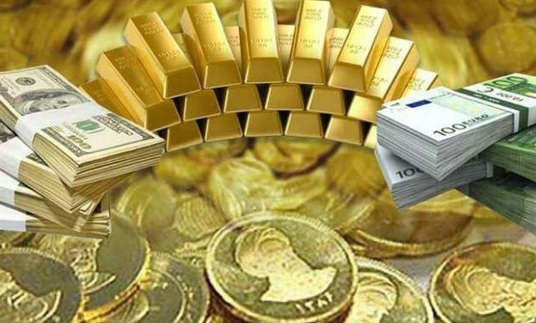 قیمت طلا، سکه، دلار و ارز