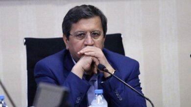 تصویر واکنش مقام ارشد نظام به کاندیداتوری همتی برای ریاست جمهوری