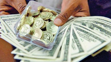 تصویر قیمت طلا، سکه، دلار و ارز امروز ۹۹/۱۰/۱۱