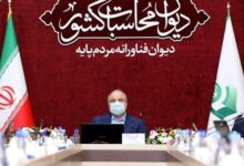 تصویر اتحاد قالبیاف و مجلس در مقابل روحانی و دولتش