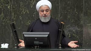 تصویر هشدار روحانی به مجلس در مورد بودجه 1400 با توجه به شرایط حساس اخیر