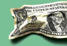 تصویر نرخ دلار تا پایان هفته کاهشی است