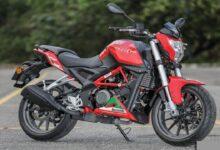 تصویر قیمت انواع موتورسیکلت در ۲۹ دی