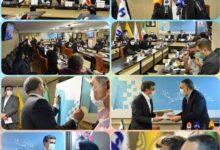 تصویر طرح «طراوت» بانک صادرات ایران در ایستگاه صنعت نشر