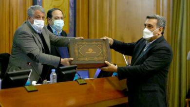 تصویر لایحه بودجه ۱۴۰۰ شهرداری تهران تقدیم شورا شد