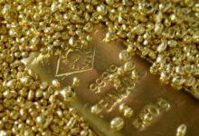 تصویر سقوط اونس طلا تمامی ندارد