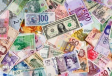 تصویر جزئیات قیمت رسمی انواع ارز/ نرخ ۴۷ ارز ثابت ماند