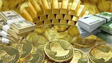تصویر قیمت سکه، طلا و ارز ۱۴۰۰.۰۲.۱۹ / دلار بالا رفت ؛ سکه پایین آمد