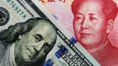تصویر آمریکا یوان دیجیتال چین را یک تهدید احتمالی برای دلار میداند