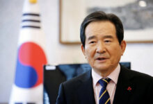 تصویر نخست وزیر کره جنوبی: منابع مالی ایران باید بسرعت آزاد شوند