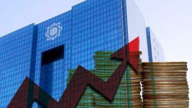 تصویر ناکامی بانک مرکزی در کاهش نرخ تورم