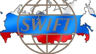 تصویر روسیه در حال تقویت سوئیفت خود برای روز مبادا