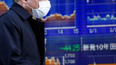 تصویر شاخصهای سهام آسیا رشد کردند