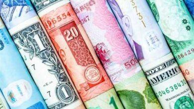 تصویر جدیدترین قیمت رسمی ارزها در ۲۳ خرداد ۱۴۰۰
