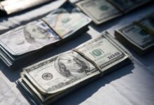 تصویر علت بلوکهشدن ارزهای صادراتی ایران در عراق