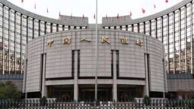 تصویر ذخیره ارزهای خارجی بانکهای چینی صعودی میشود
