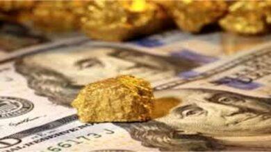 تصویر افزایش قیمت طلا در هفته جاری