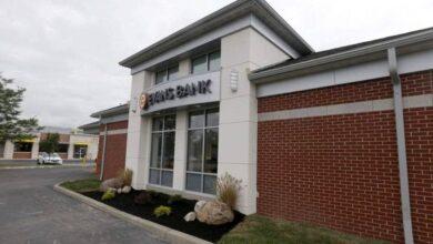 تصویر هجوم بانکها و موسسات اعتباری آمریکا برای خرید سهام شرکتهای بیمهای