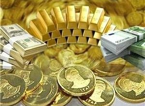 تصویر قيمت سکه و دلار در 3 شهريور 1400
