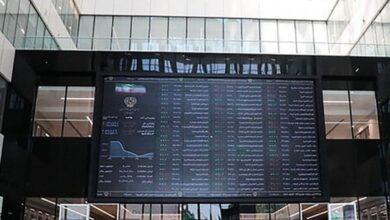 تصویر اسامی سهام بورس با بالاترین و پایینترین رشد قیمت امروز ۱۴۰۰/۰۶/۳۱