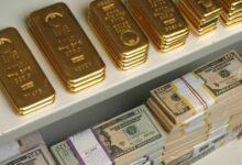 تصویر قیمت طلا، سکه و ارز ۱۴۰۰/۰۷/۲۷؛ بازار سکه و دلار وارد فاز جهشی شد