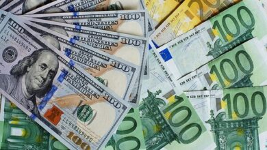 تصویر قیمت دلار ۴ آبان ١۴٠٠ از ٢٧ هزار تومان گذشت