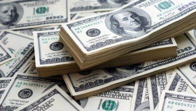 تصویر ثبات قیمت دلار در صرافی های بانکی ؛ ۲۸ مهر ۱۴۰۰