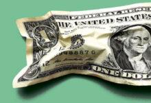 تصویر قیمت دلار کاهش یافت / یورو بالا رفت